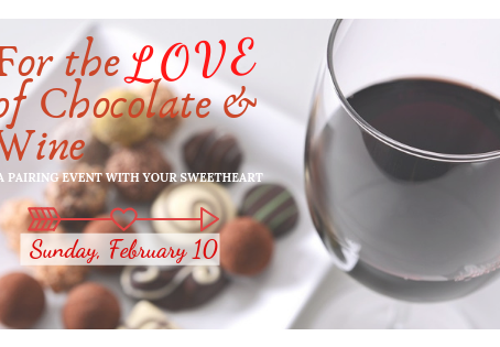 Chocolate & Wine Pairing Party Ideas