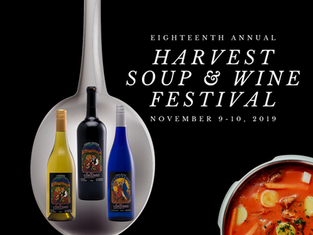 Soup and Wine Pairing