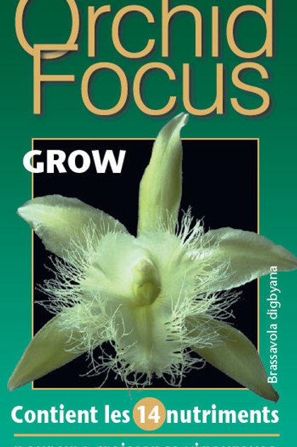 Engrais ORCHID FOCUS Grow - 300ml -