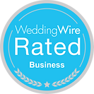 Badge from Wedding Wire
