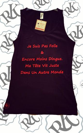 Top Humour / Marque ROKTOPODE de Roka La Poulpe avec ROKA CONCEPTS - BOUTIQUE CADEAU INSOLITE- YVERDON-LES-BAINS
