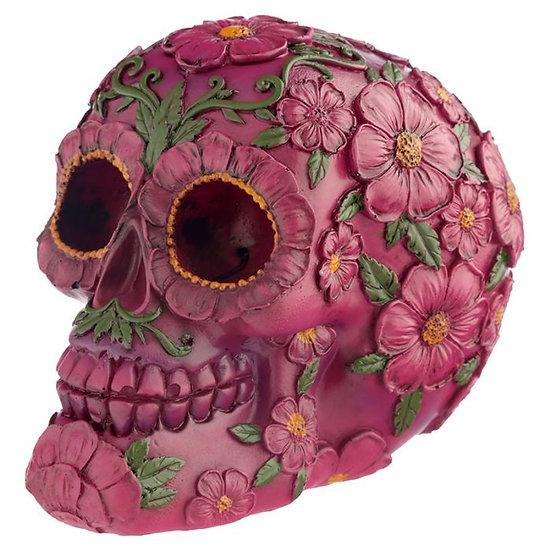 SKULL CRANE JOUR DES MORTS / ROKA CONCEPTS - BOUTIQUE CADEAUX INSOLITE - YVERDON-LES-BAINS