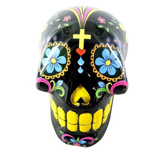 SKULL MEXICAIN Tirelire / ROKA CONCEPTS - BOUTIQUE CADEAUX INSOLITE - YVERDON-LES-BAINS