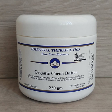 Cocoa Butter Organic 220g