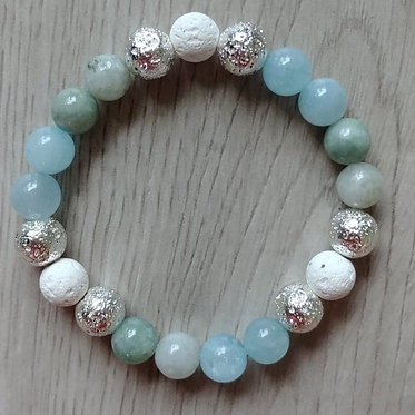 Aquamarine Jadeite