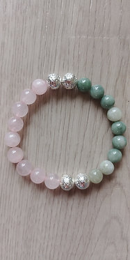 Rose Quartz Jadeite