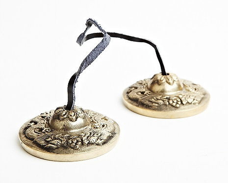Tibetan Tingsha Bell