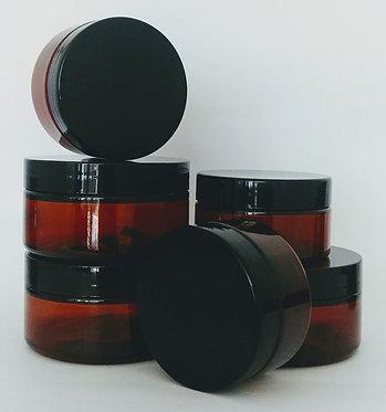 Amber PET Jars