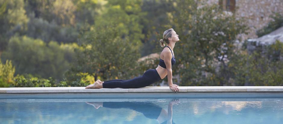 Die 5 Punkte des Yoga