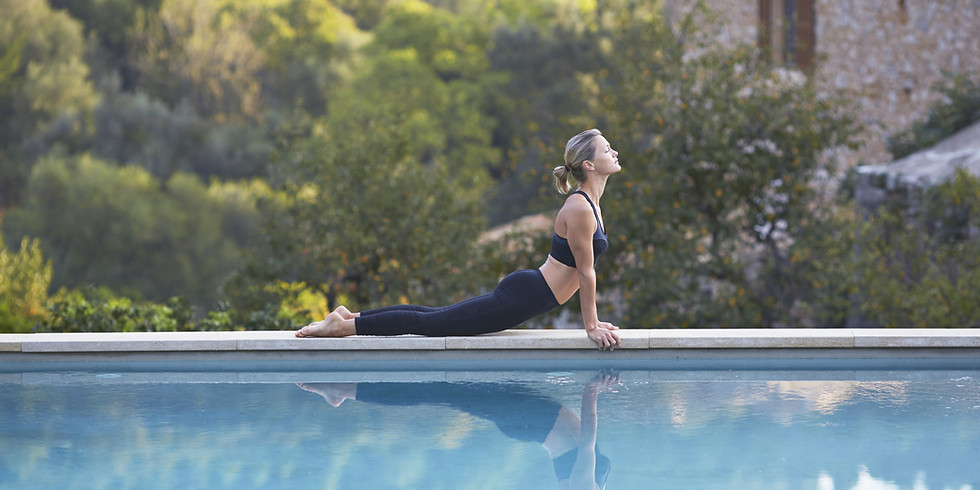 Yoga, Pilates & Back Care April - Cancelled Due to Covid 19