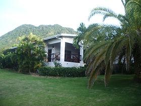 Blair McDowell's Caribbean Home
