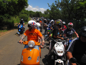 TG Newsletter: SCOOTER RALLY