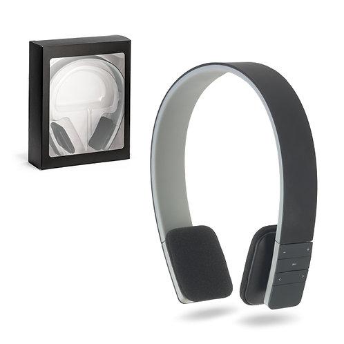 Fone de Ouvido Ajustável Bluetooth Personalizado fone de ouvido corporativo fone de ouvido brindes Nexo Brindes Novo Hamburgo