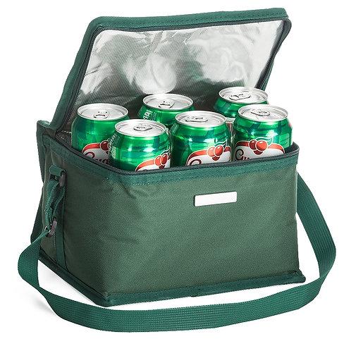 Bolsa térmica 8 litros em nylon personalizada nexo brindes