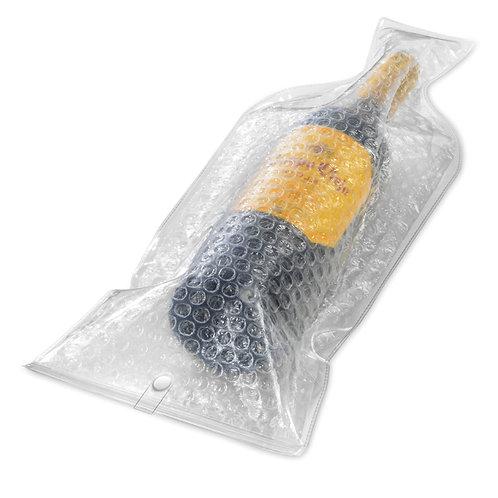 Protetor para garrafa de vinho personalizada
