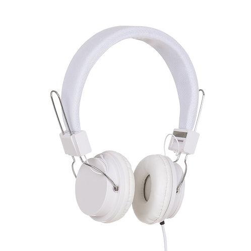 Fone de Ouvido Estéreo com Microfone Personalizado Brinde corporativo fone de ouvido corporativo Nexo Brindes Novo Hamburgo