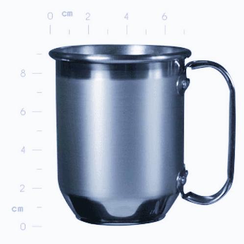 caneca alumínio brinde