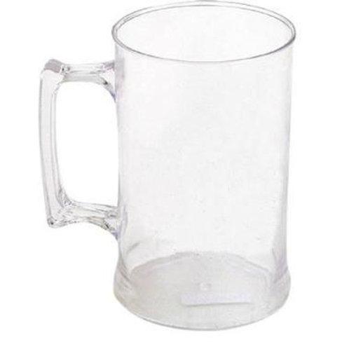 Caneca Chopp Acrílico brinde