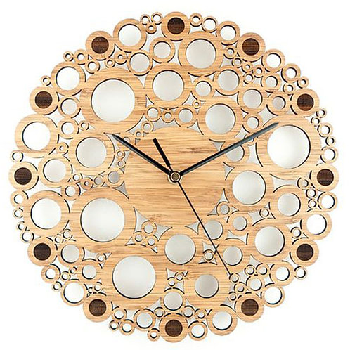 Relógio MDF brinde