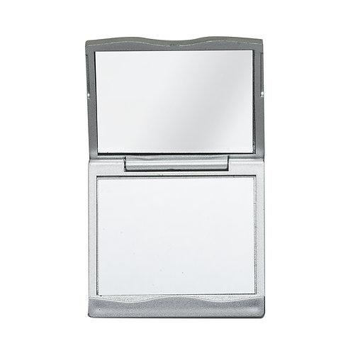 Espelho Duplo com Aumento Personalizado Nexo Brindes Novo Hamburgo RS