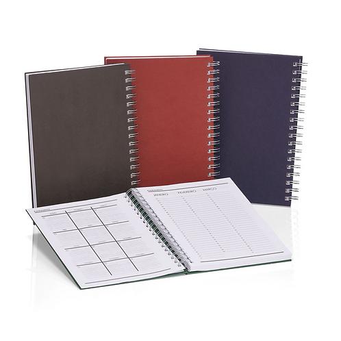 Caderno com PowerBank Personalizado Nexo Brindes Novo Hamburgo
