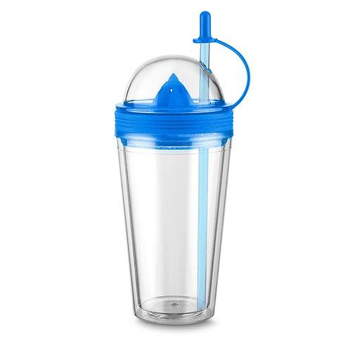 Copo Acrílico Plástico Espremedor