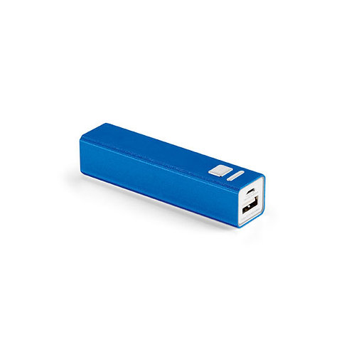 bateria portátil alumínio brinde Personalizado
