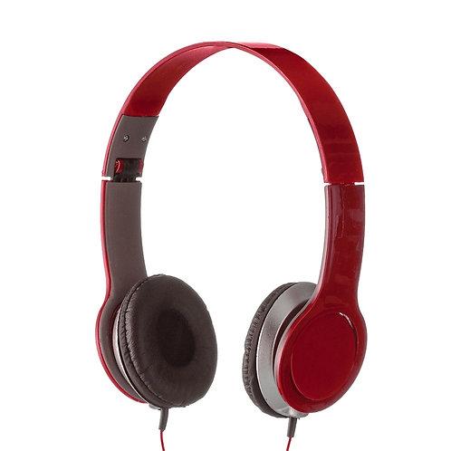 Fone de Ouvido Estéreo Articulável Personalizado fone de ouvido brinde corporativo Nexo Brindes Novo Hamburgo RS