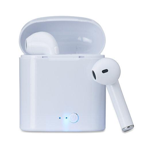 Fone Bluetooth com Case Carregador Personalizado Nexo Brindes Novo Hamburgo RS