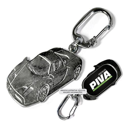 Chaveiro carro com mosquete personalizado