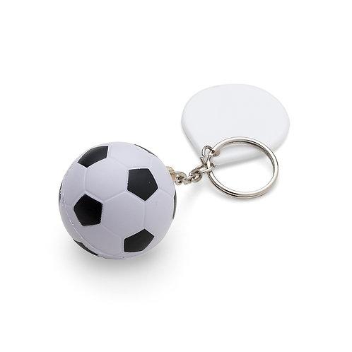 Chaveiro personalizado Anti-Estresse Formato Bola Futebol Nexo Brindes Novo Hamburgo