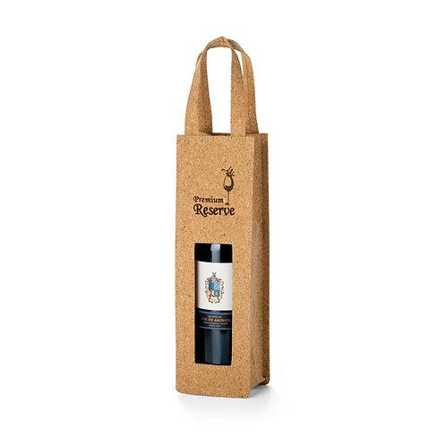 Sacola Para Garrafa de Vinho Ecológica Personalizada