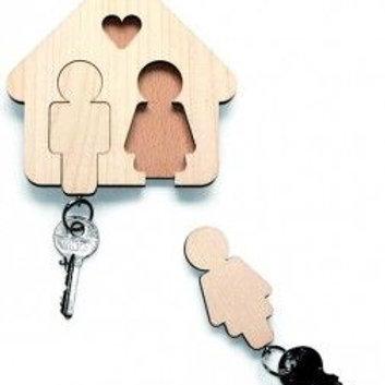 porta chave mdf brinde