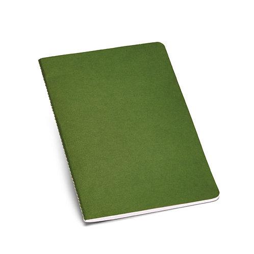 Caderno ecológico brinde personalizado