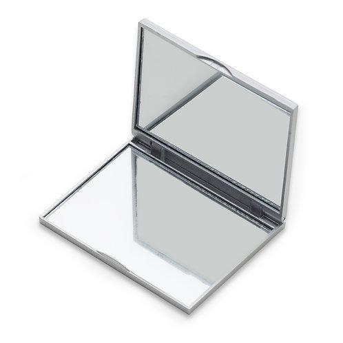 Espelho Duplo Sem Aumento Personalizado Nexo Brindes Novo Hamburgo RS