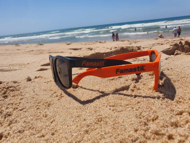 Óculos de sol personalizado Famastil