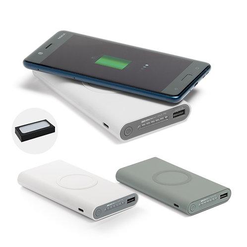 Bateria Portátil Wireless Personalizada