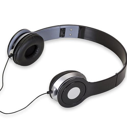 Fone de Ouvido Estéreo Articulável Personalizado Nexo Brindes Novo Hamburgo RS