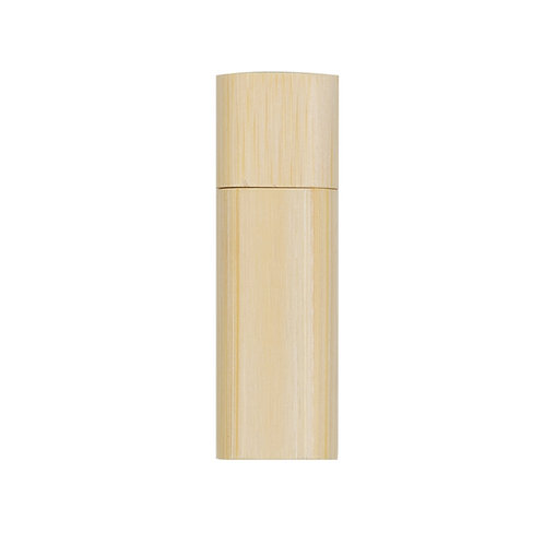 Pen Drive Tubinho de Bambu Personalizado