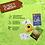 Envelope com sementes personalizado brinde plante e cultive ecológico sustentável