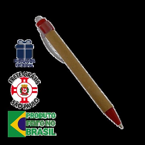 caneta ecológica personalizada brinde