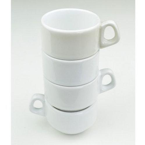 20 Xícara de Cafezinho Cerâmica