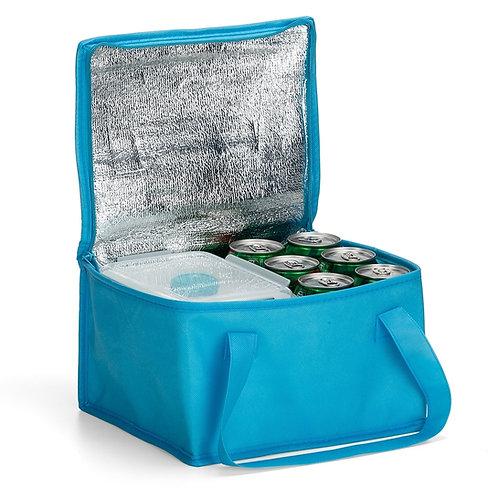 Bolsa térmica personalizada 10 litros em TNT nexo brindes