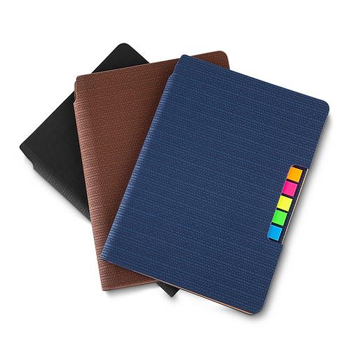 Caderno de Anotações com Stick Notes Personalizado Nexo Brindes Novo Hamburgo RS