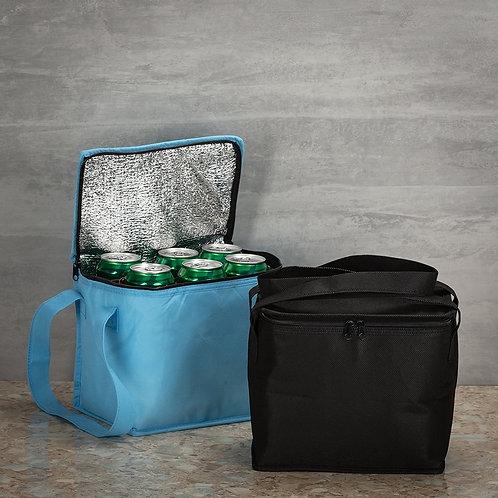 Bolsa térmica personalizada 8,5 litros em TNT  nexo brindes
