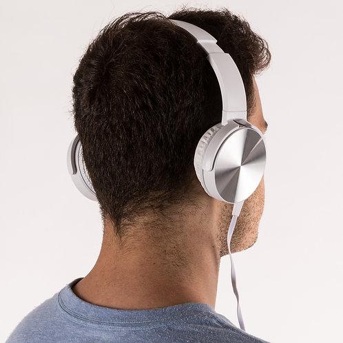 Fone de Ouvido Corporativo Estéreo com Microfone Personalizado Nexo Brindes Novo Hamburgo RS
