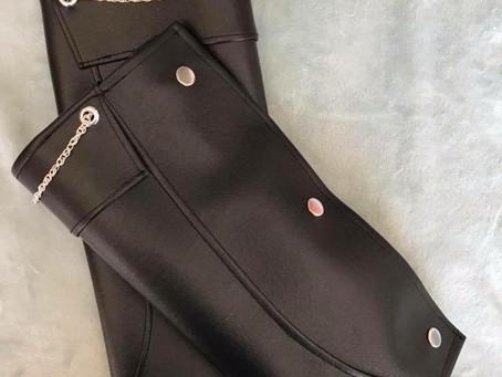 Contest  Free pair of leg brace covers