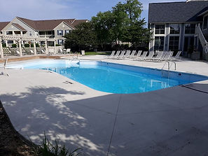 custom pool design services