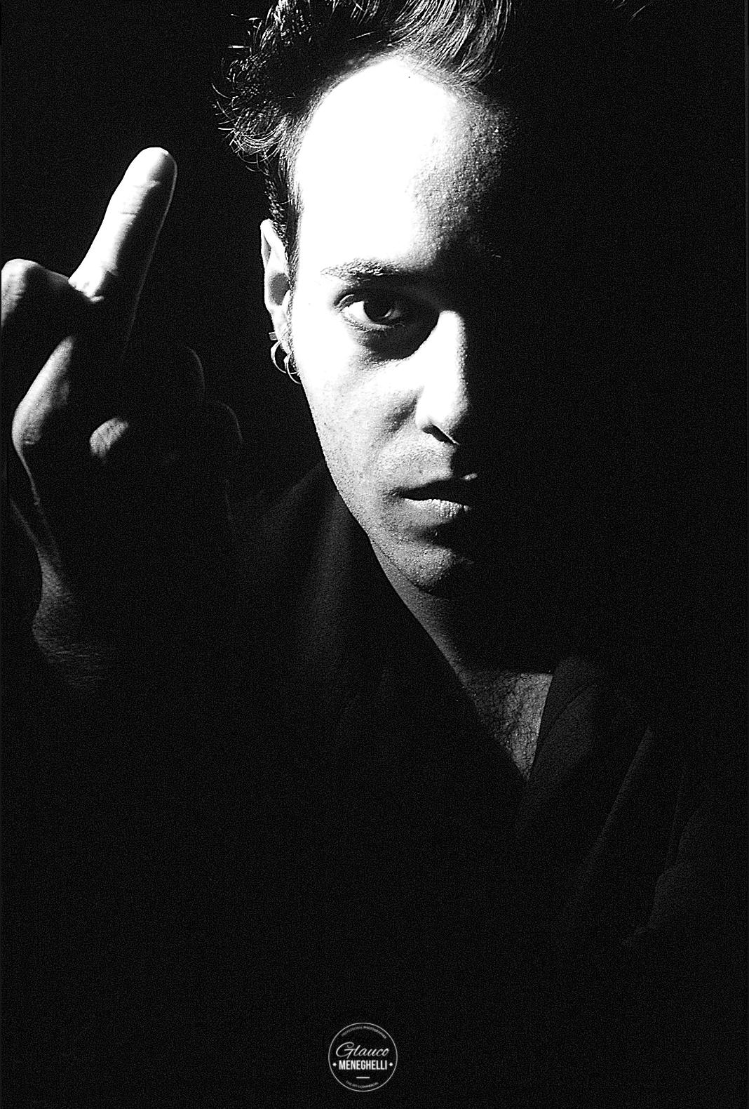 Retratos Glauco Meneghelli