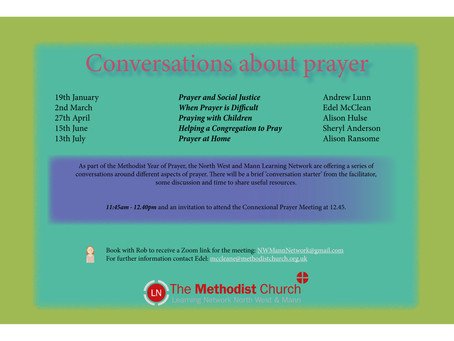 Conversations about Prayer
